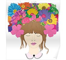 Flower girls Poster
