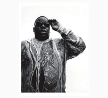 Notorious B.I.G. by kcham3