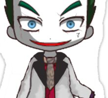 Chibi Joker  Sticker