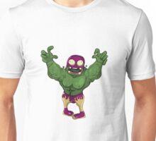 Wrestler Zombies! Unisex T-Shirt