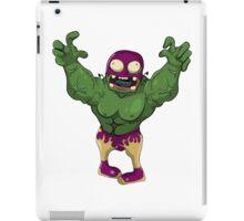 Wrestler Zombies! iPad Case/Skin