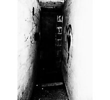 What lurks in the Darkness Photographic Print