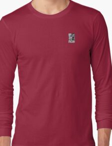 Arctic Animals Long Sleeve T-Shirt
