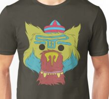 Monster cage - wolf Unisex T-Shirt
