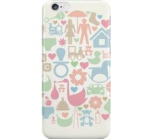 Baby a sphere iPhone Case/Skin