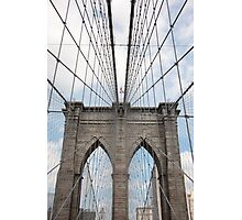 Brooklyn Bridge - New York City Photographic Print