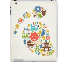 Kid a trace iPad Case/Skin