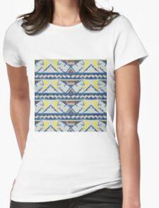 Edge Talk Womens Fitted T-Shirt