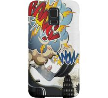 Superhero comic book Bang Samsung Galaxy Case/Skin