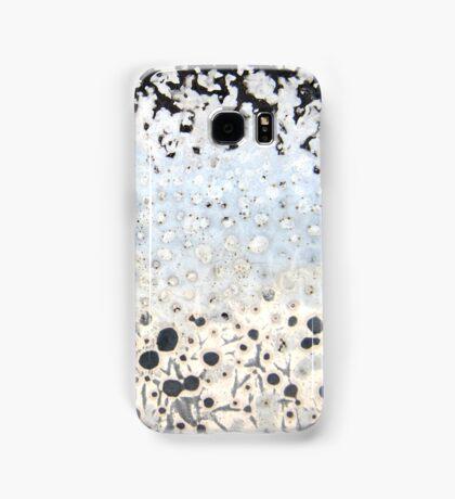 Snow Poppies Samsung Galaxy Case/Skin
