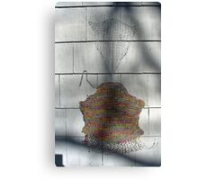 yasnoora with sweater on Canvas Print