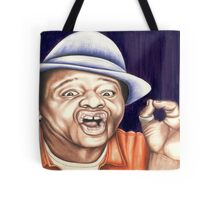 Stephen K Amos Tote Bag