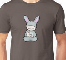 Meditating Usagi Unisex T-Shirt