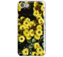 Yellow Daisies - Bev Woodman iPhone Case/Skin
