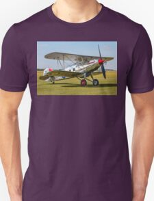Hawker Fury I K5674 G-CBZP Unisex T-Shirt