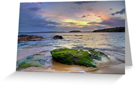 Congwong Bay Sunset by Mark  Lucey