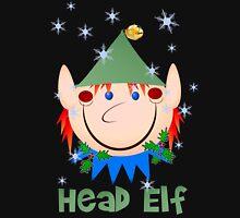 Head Elf Long Sleeve T-Shirt
