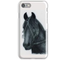 Roger the Horse iPhone Case/Skin