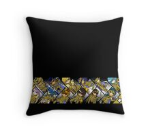 Saint Seiya: The Gold Saints (Wide ver.) Throw Pillow