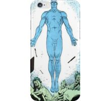 Dr Manhattan - Watchmen iPhone Case/Skin