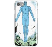 Dr Manhattan - Watchmen iPhone Case/Skin