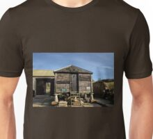 Black Barn. Tyneham Dorset UK Unisex T-Shirt