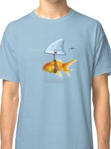 gold fish  Classic T-Shirt