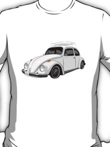 Our Late '69 Volkswagen Beetle T-Shirt