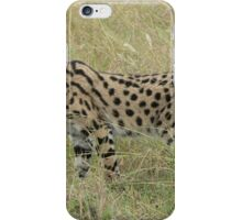 Funky Serval iPhone Case/Skin