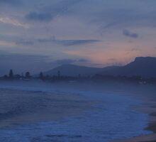 Blue morning by Juilee  Pryor