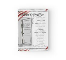 Soldier's Prayer ~ Ginkelmier Hardcover Journal