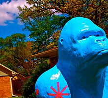 Suburban Gorilla by Dr. Charles Taylor
