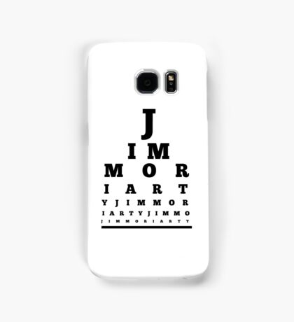 Jim Moriarty T-shirt Samsung Galaxy Case/Skin