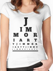Jim Moriarty T-shirt Women's Fitted Scoop T-Shirt