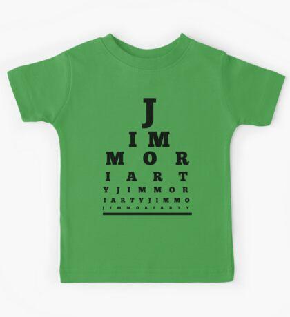 Jim Moriarty T-shirt Kids Tee