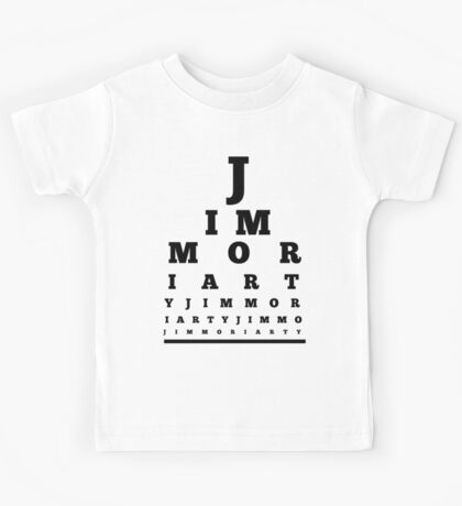 Jim Moriarty T-shirt Kids Tee
