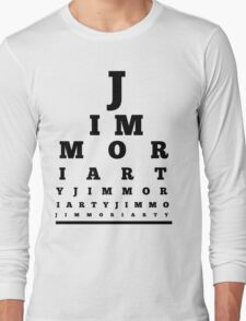 Jim Moriarty T-shirt Long Sleeve T-Shirt