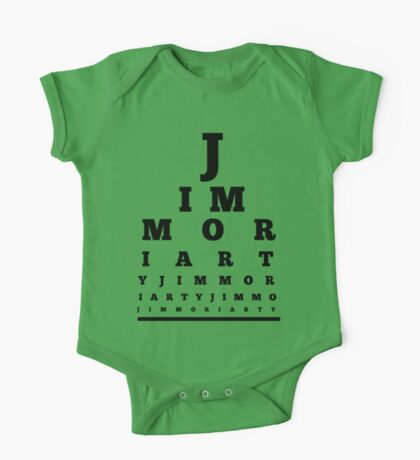 Jim Moriarty T-shirt One Piece - Short Sleeve
