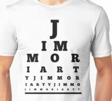 Jim Moriarty T-shirt Unisex T-Shirt