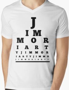 Jim Moriarty T-shirt Mens V-Neck T-Shirt