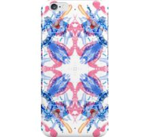 Melted Flowers iPhone Case/Skin
