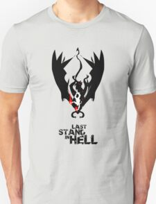 Last Stand in Hell - the Battle Unisex T-Shirt
