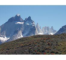 Torres del Paine Photographic Print