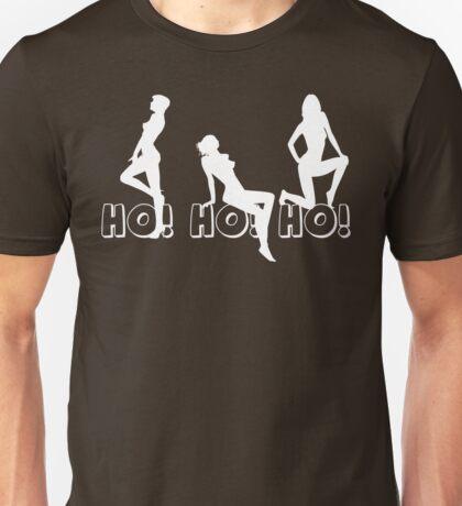 Ho! Ho! Ho! Unisex T-Shirt