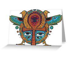 Ankh Greeting Card