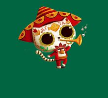 The Day of the Dead Cute Cat El Mariachi T-Shirt