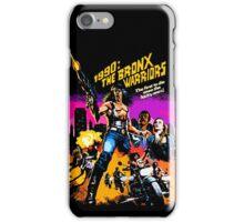 Bronx Warriors iPhone Case/Skin
