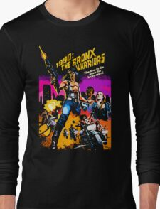 Bronx Warriors Long Sleeve T-Shirt