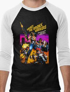 Bronx Warriors Men's Baseball ¾ T-Shirt