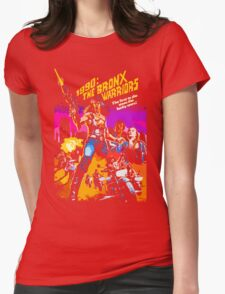 Bronx Warriors Womens Fitted T-Shirt